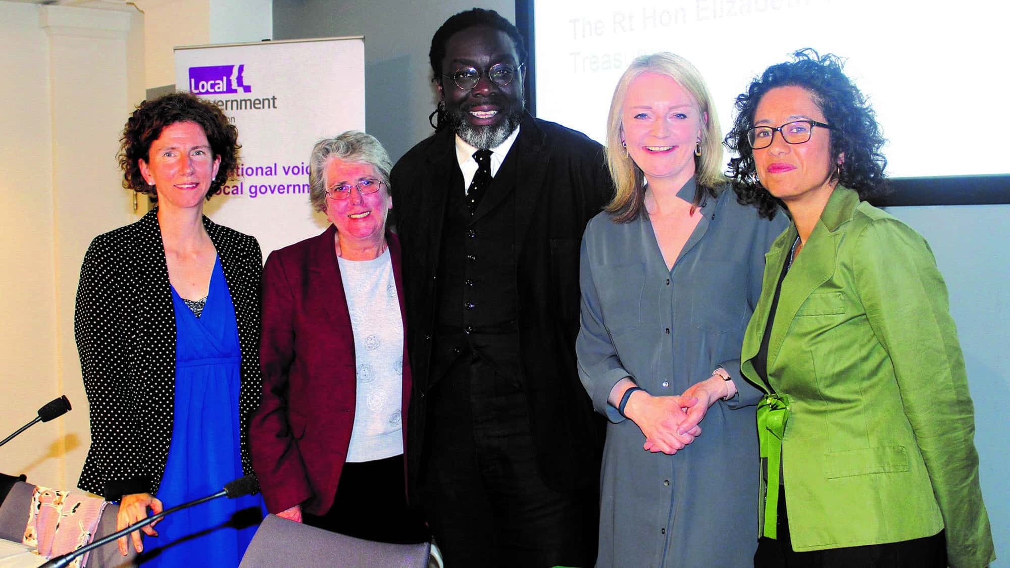 Smith Square debate panellists