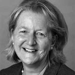 Councillor Ruth Dombey OBE